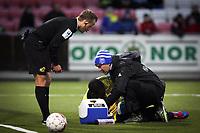 Fotball<br /> Tippeligaen / Eliteserien<br /> 06.04.2015<br /> Tromsø v Sarpsborg 08<br /> Foto: Håkon Steinmo / Digitalsport<br /> <br /> Duwayne Oriel Kerr