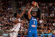 DESCRIZIONE: Bologna Basketball City Tournament - Italia Canada<br /> GIOCATORE: Marco Stefano Belinelli<br /> CATEGORIA: Nazionale Maschile Senior<br /> GARA: Bologna Basketball City Tournament - Italia Canada<br /> DATA: 26/06/2016<br /> AUTORE: Agenzia Ciamillo-Castoria