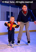 Exercise, Father and Son Ice Skate, Mechanicsburg, PA