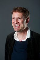 Luke Harding Author, appears in Edinburgh International Book Festival talking about his new book called Collusion.