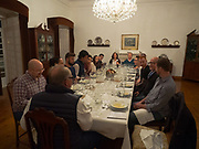 Dinner at family home of Terra d'Alter owners