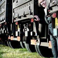 Nederland,Amsterdam ,9 november 2008..Desiree Verweij , Hoogleraar militaire ethiek.