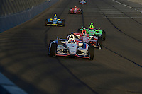 Helio Castroneves, Auto Club Speedway, Fontana, CA 09/15/12