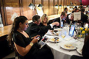YVONNE POTTER, Charity Dinner in aid of Caring for Courage The Royal Scots Dragoon Guards Afganistan Welfare Appeal. In the presence of the Duke of Kent. The Royal Hospital, Chaelsea. London. 20 October 2011. <br /> <br />  , -DO NOT ARCHIVE-© Copyright Photograph by Dafydd Jones. 248 Clapham Rd. London SW9 0PZ. Tel 0207 820 0771. www.dafjones.com.