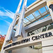 SCVB Sacramento Convention Center 2016