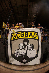 August 11, 2018 - Columbus, OH, U.S. - COLUMBUS, OH - AUGUST 11: A detailed view of a Greater Columbus Golden Boys and Girls Club after the MLS regular season game between the Columbus Crew SC and the Houston Dynamo on August 11, 2018 at Mapfre Stadium in Columbus, OH. The Crew won 1-0. (Photo by Adam Lacy/Icon Sportswire) (Credit Image: © Adam Lacy/Icon SMI via ZUMA Press)