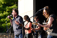 Southside Johnny & the Asbury Jukes perform at the Fraze Pavilion in Kettering, Saturday, July 30, 2011.