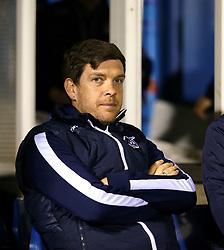 Bristol Rovers manager Darrell Clarke - Mandatory by-line: Matt McNulty/JMP - 14/03/2017 - FOOTBALL - Gigg Lane - Bury, England - Bury v Bristol Rovers - Sky Bet League One