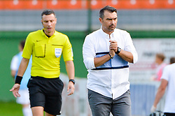 Stipe Balajic, coach of NK Krsko during football match between NS Mura and NK Krsko in 5th Round of Prva liga Telekom Slovenije 2018/19, on August 19, 2018 in Mestni stadion Fazanerija, Murska Sobota, Slovenia. Photo by Mario Horvat / Sportida