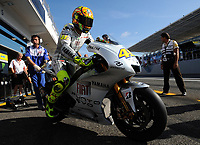 20091003: ESTORIL, PORTUGAL - Moto GP 2009 - Portugal Grand Prix: Qualifying. In picture: Valentino ROSSI - MotoGP. PHOTO: Alvaro Isidoro/CITYFILES