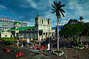 Costa Rica, San Jose, Metropolitan Cathedral, Central Park
