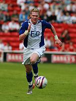 Photo: Mark Stephenson.<br /> Walsall v Birmingham City. Pre Season Friendly. 28/07/2007.Birmingham;s Garry O'Connor