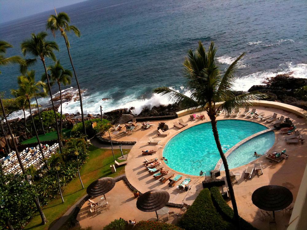 Royal Kona Resort, Kona, Big Island, Hawaii