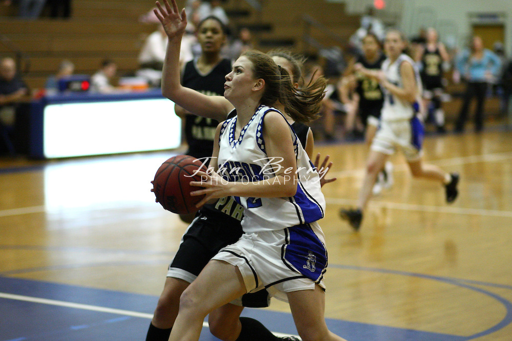 MCHS Varsity Girls Basketball.vs Manassas Park.2/1/2008..