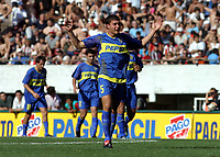 Fotball<br />Argentina<br />09/11/03 RIVER PLATE (0 ) Vs. BOCA JUNIORS (2 ).  <br />SEBASTIAN BATTAGLIA<br />Foto: Digitalsport