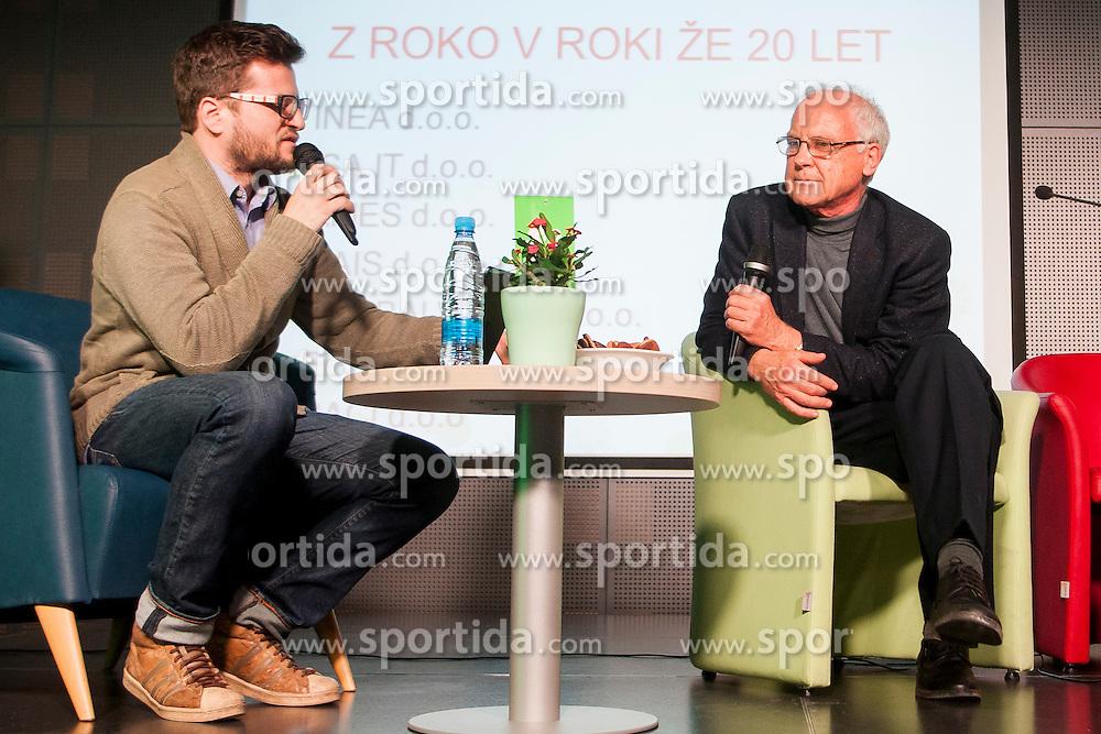 Vsi na Kup' 2016, on January 20, 2016 in Tehnoloski Park Ljubljana, Ljubljana, Slovenia. Photo by Urban Urbanc/ Sportida