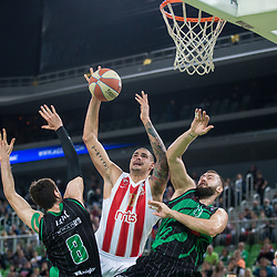 20181110: SLO, Basketball - ABA League 2018/19, KK Petrol Olimpija vs Crvena Zvezda MTS