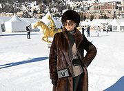 2018, Januari 25. St. Moritzersee, St. Moritz. Snowpolo World Cup 2019.
