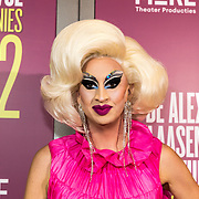 NLD/Amsterdam/20191007 - Premiere van De Alex Klaasen Revue - Showponies 2, Dragqueen