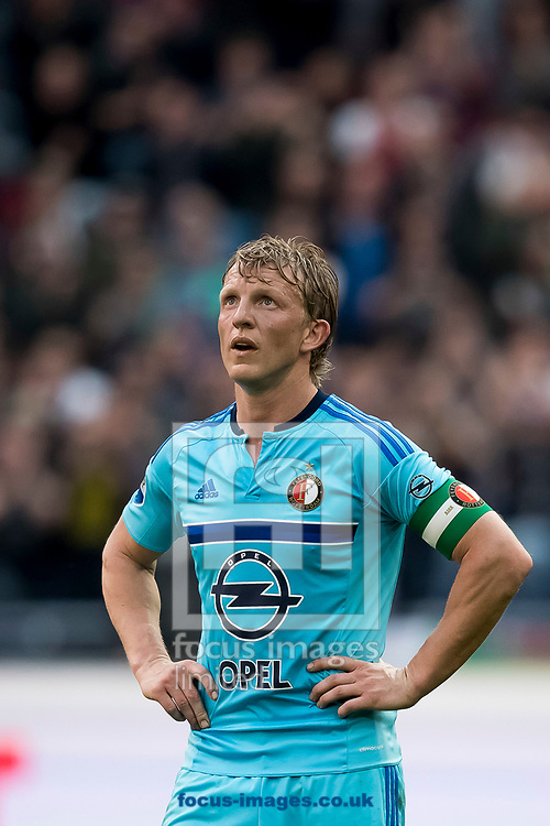 Dirk Kuyt of Feyenoord during the Dutch Eredivisie match at Amsterdam Arena, Amsterdam<br /> Picture by Joep Joseph Leenen/Focus Images Ltd +316 5261929<br /> 02/04/2017<br /> ***NETHERLANDS OUT***