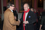 BRUCE PALLING; DAVID CAMPBELL, The Literary Review Bad Sex in Fiction Award 2013. The In and Out Club, 4 St. james's Sq. London. 3 December 2013