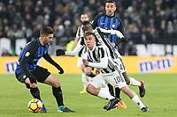 09.12.2017 - Torino - Serie A 2017/18 - 16a giornata  -  Juventus-Inter nella  foto: Paulo Dybala