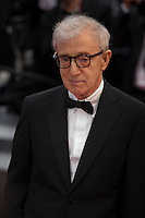 Director Woody Allen at the gala screening for Woody Allen's film Café Society at the 69th Cannes Film Festival, Wednesday 11th May 2016, Cannes, France. Photography: Doreen Kennedy