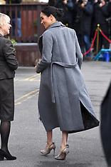 Meghan visits Royal Variety Charity care home - 18 Dec 2018