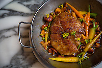 Paris, France - July 16, 2014: Sweetbreads at Semilla. CREDIT: Chris Carmichael for The New York Times