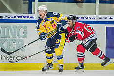 16.09.2016 Pokal - Esbjerg Energy - Aalborg Pirates 2:2