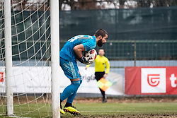 Matko Obradovic of NS Mura during football match between NŠ Mura and NK Triglav in 19th Round of Prva liga Telekom Slovenije 2018/19, on December 9, 2018 in Fazanerija, Murska Sobota, Slovenia. Photo by Blaž Weindorfer / Sportida