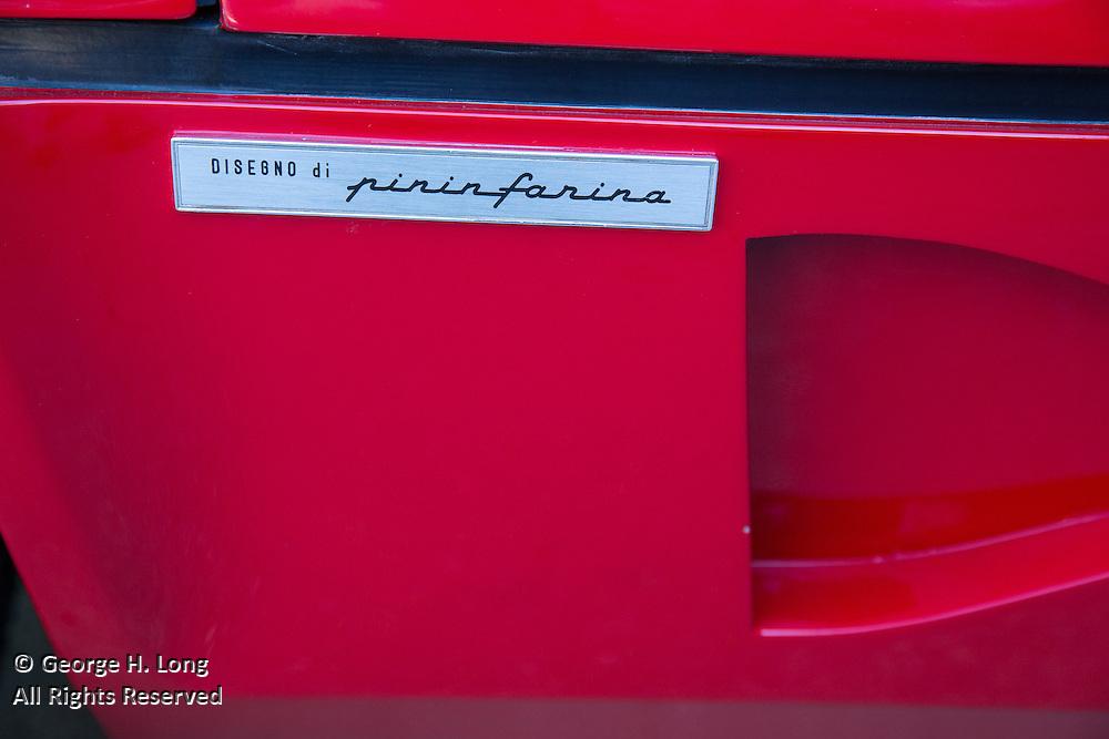1984 Ferrari 512 BBi for Sotheby's RM Auctions; AZ16_r116