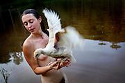 MINERAL, VA 6/8/11 7:07:19 PM .at Acorn Community Farm in Mineral, Virginia..Sarah Rice