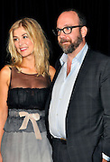 12.SEPT.2010. TORONTO<br /> <br /> ROSAMUND PIKE AND PAUL GIAMATTI ATTEND THE PRESS CONFRENCE FOR NEW FILM BARNEY'S VERSION AT THE 35TH TORONTO FILM FESTIVAL IN TORONTO.<br /> <br /> BYLINE: EDBIMAGEARCHIVE.COM<br /> <br /> *THIS IMAGE IS STRICTLY FOR UK NEWSPAPERS AND MAGAZINES ONLY*<br /> *FOR WORLD WIDE SALES AND WEB USE PLEASE CONTACT EDBIMAGEARCHIVE - 0208 954 5968*