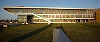 FH Fachhochschule Eisenstadt.Architektur: Riepl Riepl Architekten
