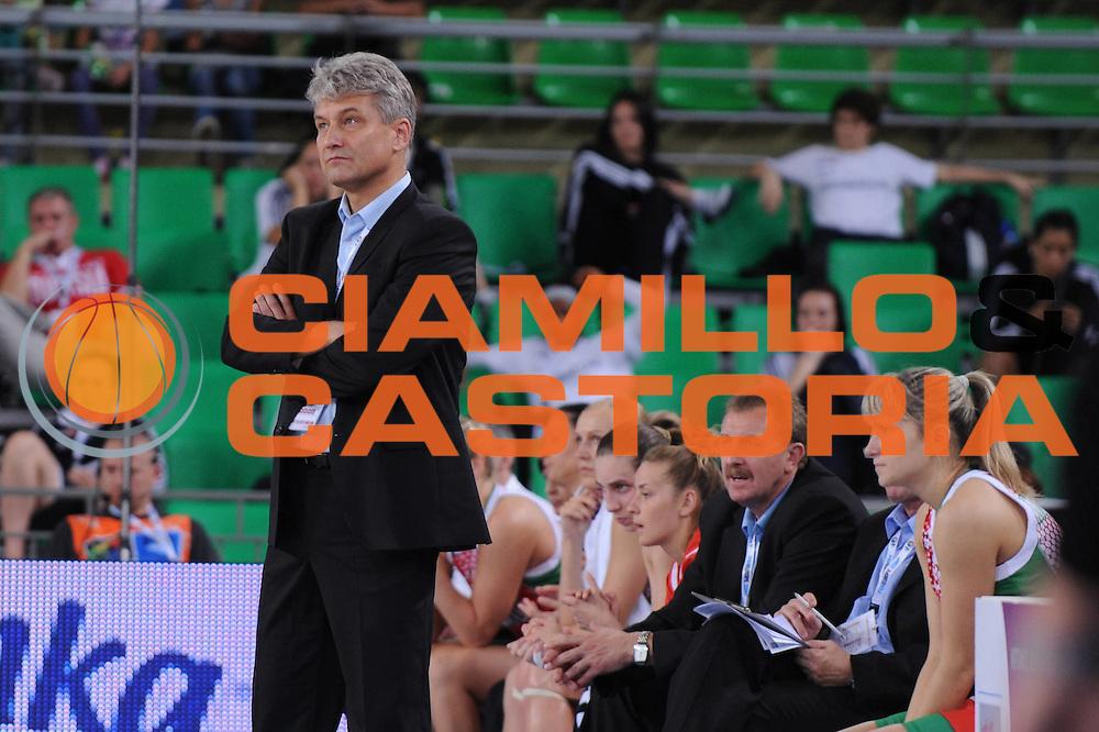 DESCRIZIONE : Bydgoszcz Poland Polonia Eurobasket Women 2011 Round 1 Repubblica Ceca Bielorussia Czech Republic Belarus<br /> GIOCATORE : anatoli buyalski<br /> SQUADRA : Bielorussia Belarus<br /> EVENTO : Eurobasket Women 2011 Campionati Europei Donne 2011<br /> GARA : Repubblica Ceca Bielorussia Czech Republic Belarus<br /> DATA : 20/06/2011 <br /> CATEGORIA : <br /> SPORT : Pallacanestro <br /> AUTORE : Agenzia Ciamillo-Castoria/M.Marchi<br /> Galleria : Eurobasket Women 2011<br /> Fotonotizia : Bydgoszcz Poland Polonia Eurobasket Women 2011 Round 1 Slovacchia Turchia Slovak Republic Turkey<br /> Predefinita :