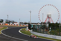 Kimi Raikkonen (FIN) Ferrari F14-T.<br /> Japanese Grand Prix, Saturday 4th October 2014. Suzuka, Japan.