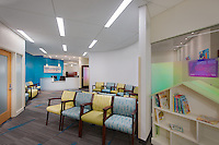 Interior Design Image of Pediatrics Specialist of Virginia in Ashburn VA by Jeffrey Sauers of Commercial Photographics, Architectural Photo Artistry in Washington DC, Virginia to Florida and PA to New England