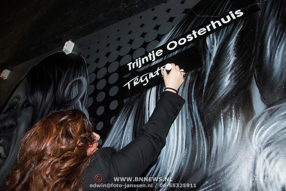 NLD/Amsterdam/20140415 - DVD presentatie Ladies of Soul, Trijntje Oosterhuis