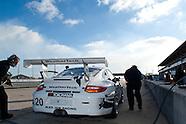 GT3 Winter Testing Sebring 2011
