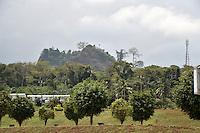 SPECIAL FIFA: Photo shows Sipopo near Malabo. AFP PHOTO / ISSOUF SANOGO