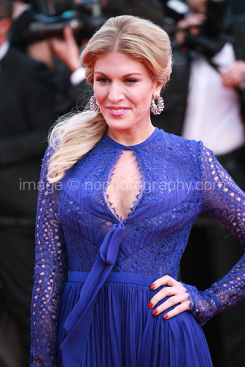 Hofit Golan at the Two Days, One Night (Deux Jours, Une Nuit) gala screening red carpet at the 67th Cannes Film Festival France. Tuesday 20th May 2014 in Cannes Film Festival, France.