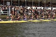 Henley, Great Britain.  Remenham Challenge Cup, Semi final, Berks, GBR W8+'s at the  2007 Henley Royal Regatta,  Henley Reach, England 07/07/2007  [Mandatory credit Peter Spurrier/ Intersport Images] Rowing Courses, Henley Reach, Henley, ENGLAND . HRR.
