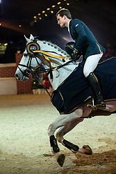 Philippaerts Olivier (BEL) - Cabrio vd Heffinck <br /> Horse of the year 2012<br /> Flanders Christmas Jumping <br /> CSI Mechelen 2012<br /> © Dirk Caremans