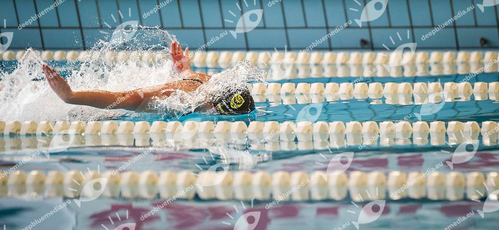 BIONDANI Giorgia - Leosport<br /> 50m Butterfly Women<br /> IV Trofeo Citta di Milano Swimming Nuoto<br /> Day02 - 8 March 2014<br /> D. Samuele Swimming Pool<br /> Milano Italy<br /> Photo P.Mesiano/Deepbluemedia/Inside