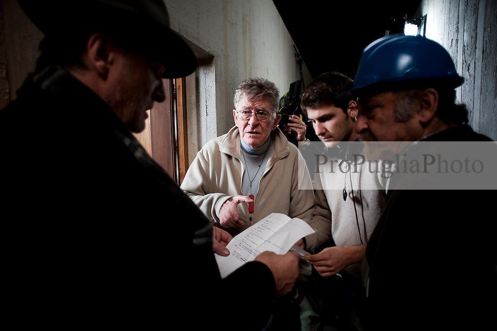 IL VILLAGGIO DI CARTONE.REGIA ERMANNO OLMI.29/11/2010.