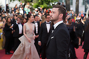 Justin Timberlake - 69TH CANNES FILM FESTIVAL 2016 - OPENING OF THE FESTIVAL WITH ' CAFE SOCIETY '<br /> ©Exclusivepix Media