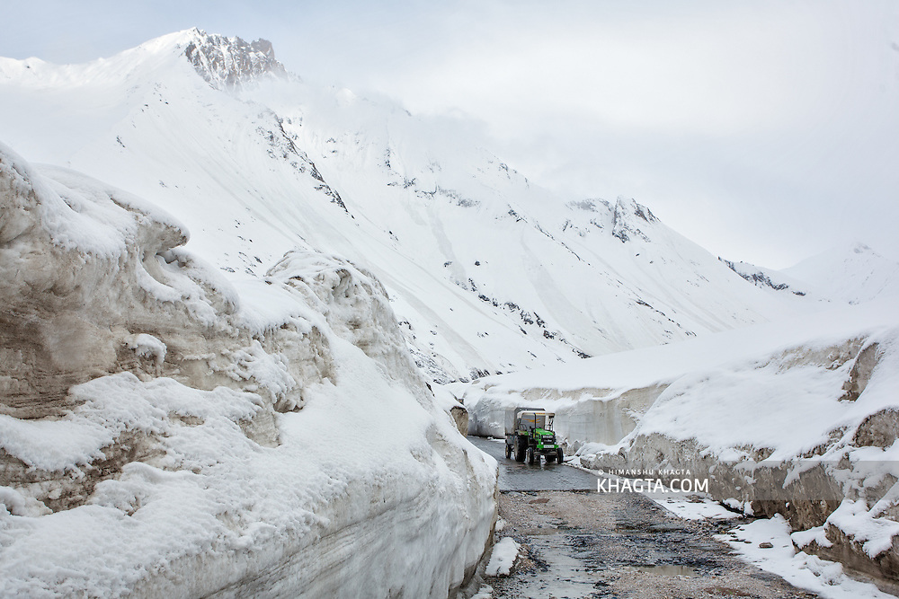 In May 2012, Fox Adventure Club set a record for the Longest Tractor Expedition, when three members covered 3623 kms across the western Himalayas in just 14 days on a 65hp Farm Tractor.