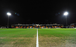 General view of Huish Park  - Mandatory by-line: Alex Davidson/JMP - 26/01/2018 - FOOTBALL - Huish Park - Yeovil, England -  v Manchester United - Emirates FA Cup fourth round proper