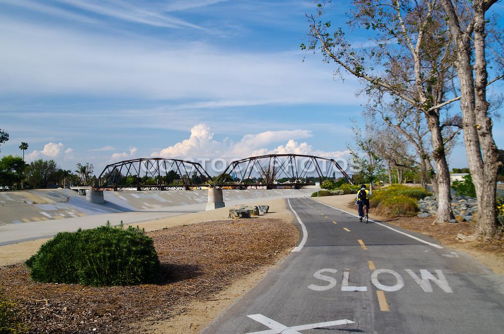 Pacific Electric Rail Bridge over Santa Ana River